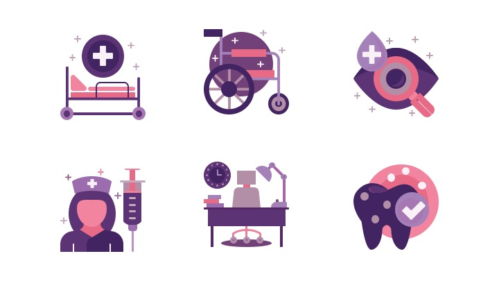 Download Free Icon Pack for Healthcare