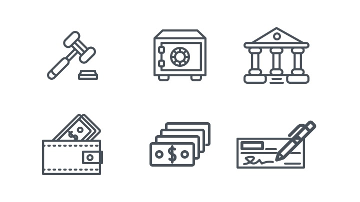 Download Free Icon Pack for Finance