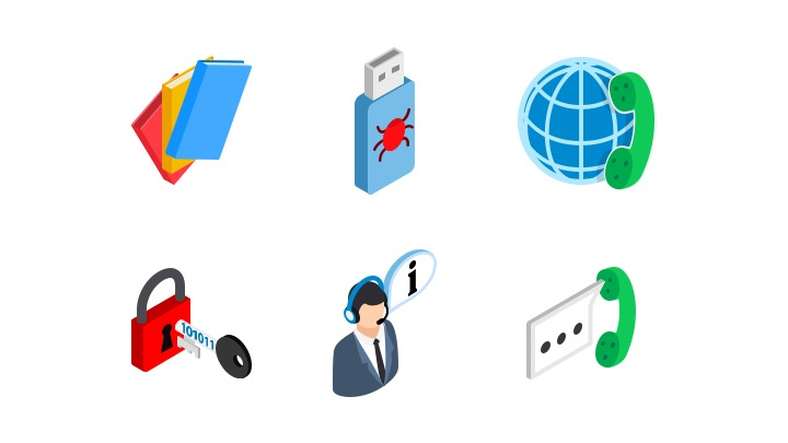 Download Free Icon Pack for online learning