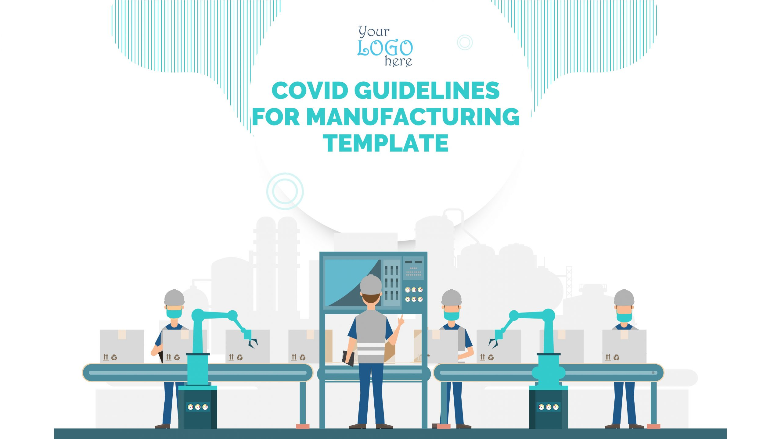 COVID Guidelines for Manufacturing Template