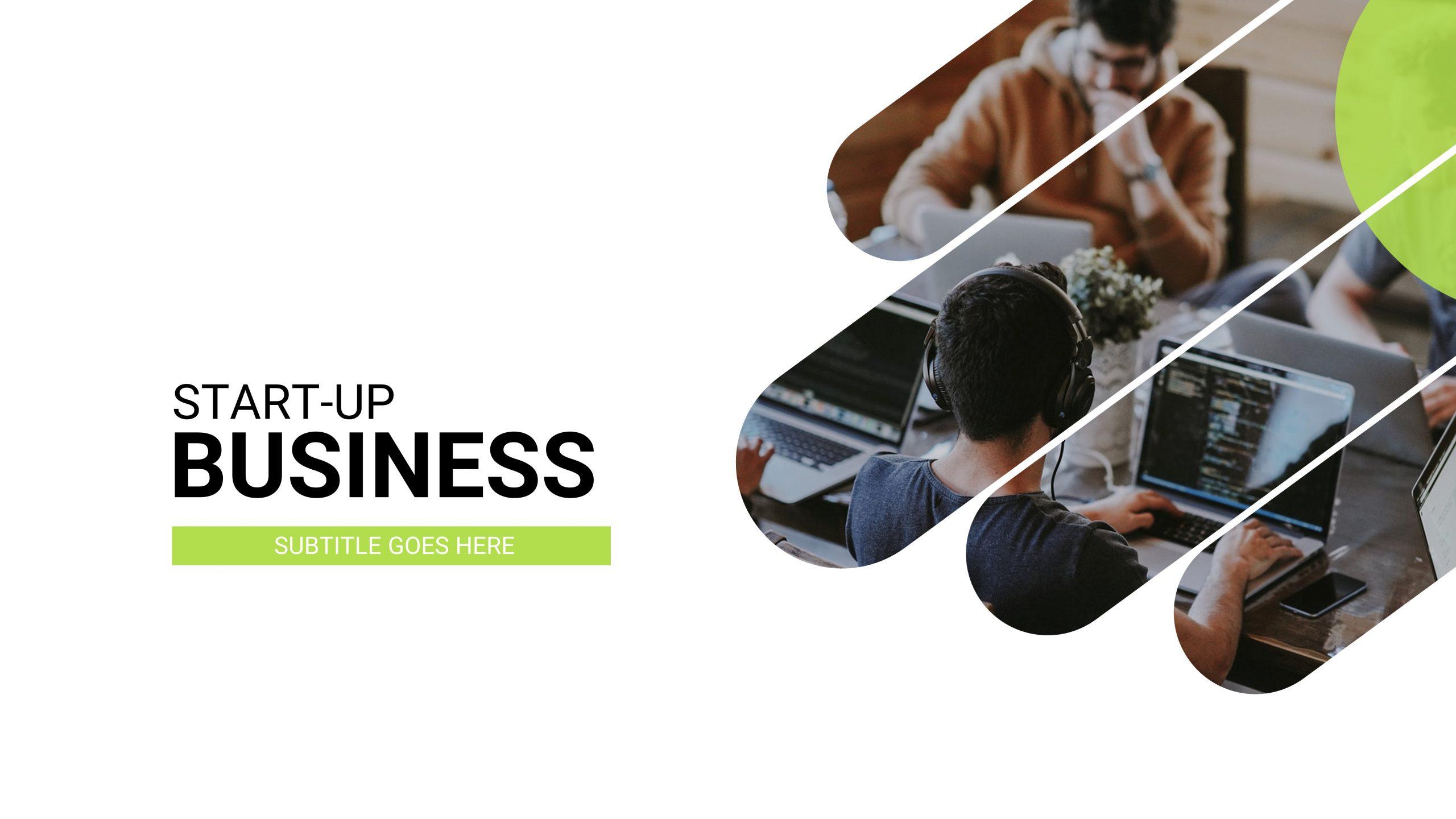 free presentation for Startup Business Plan
