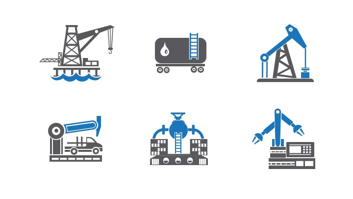 Download Free Icon Pack for Industry and Shipping
